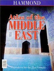 Atlas of the Middle East PDF
