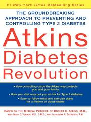 Atkins diabetes revolution by Mary C. Vernon