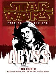 Cover of: Abyss by Troy Denning