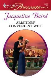 Aristides Convenient Wife