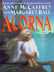 Cover of: The Unicorn Girl by Anne McCaffrey, Margaret Ball