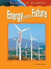 Energy for the future by Helen Orme