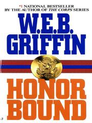 Cover of: Honor Bound by William E. Butterworth (W.E.B.) Griffin