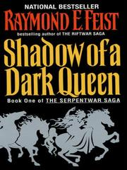 Cover of: Shadow of a Dark Queen by Raymond E. Feist