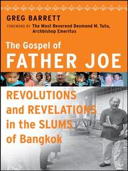 The gospel of Father Joe by Greg Barrett