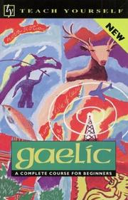 Gaelic by Roderick Mackinnon