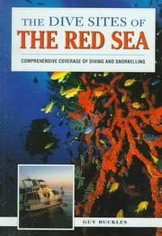 The dive sites of the Red Sea by Guy Buckles