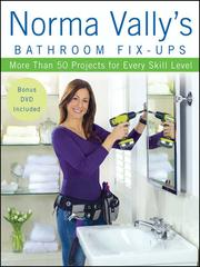 Bathroom fix-ups by Norma Vally