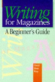 Writing for Magazines by Cheryl Sloan Wray