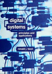 Digital systems by Ronald J. Tocci