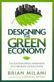 Designing the Green Economy PDF