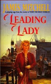 Leading Lady by Mitchell, James