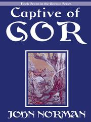 Cover of: Captive of Gor by John Norman