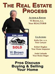The Real Estate Process by Vi Brown
