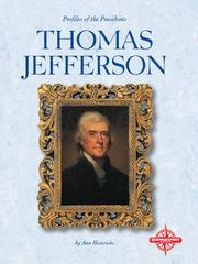 Cover of: Thomas Jefferson by Ann R Heinrichs