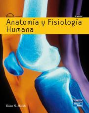 Cover of: Anatomia y fisiologia humana by Elaine Nicpon Marieb