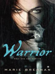 Cover of: Warrior by Marie Brennan