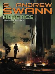 Cover of: Heretics by S. Andrew Swann