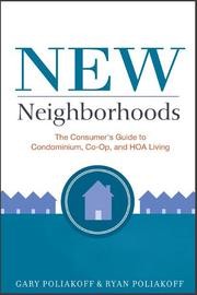 New Neighborhoods by Ryan Poliakoff