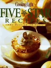 Cover of: Five-star recipes by