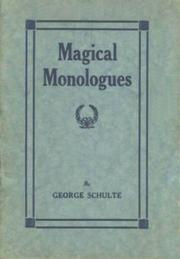 Magical monologues PDF