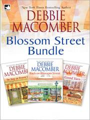 Cover of: Blossom Street Bundle by Debbie Macomber