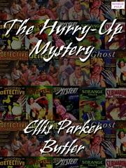 Betty Bliss in The Hurry-Up Mystery