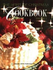 The Spirit of Christmas Cookbook PDF