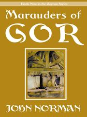 Cover of: Marauders of Gor by John Norman