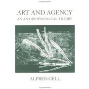 Art and Agency by Alfred Gell