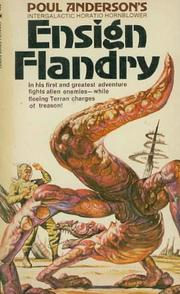 Cover of: Ensign Flandry by Poul Anderson