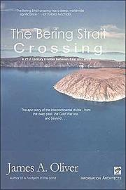 Cover of: The Bering Strait Crossing by