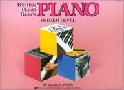 Bastien Piano Basics PDF