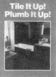 Tile It Up! Plumb It Up! (Family Library of Home Improvement) PDF