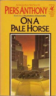 Cover of: On a pale horse by Piers Anthony