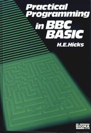 Practical programming in BBC BASIC by Henry Hicks