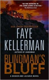 Cover of: Blindman's Bluff by Faye Kellerman