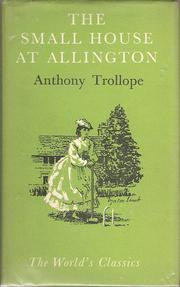 The small house at Allington PDF