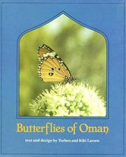 Butterflies of Oman by Torben B. Larsen