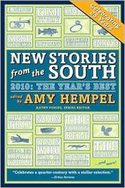 New Stories form the South