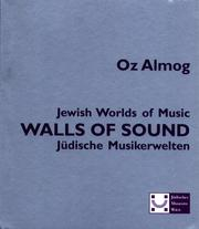 Cover of: WALLS OF SOUND by Oz Almog