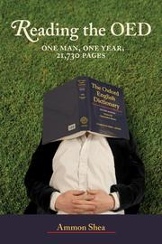 Cover of: Reading the OED by Ammon Shea