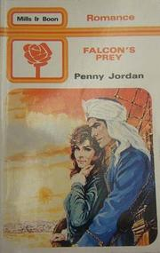 Cover of: Falcon's prey by Penny Jordan