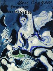 Dessins pour la Bible by Marc Chagall