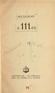 A 111 [i.e. száz tizenegy ] -es