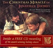 Cover of: Christmas Miracle Of Jonathan Toomey, The by Susan Wojciechowski