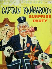 CBS Televisions Captain Kangaroos surprise party