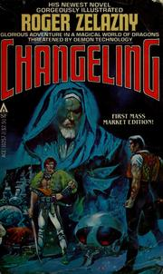 Cover of: Changeling by Roger Zelazny