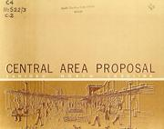 Central area proposal, Sanford, North Carolina by North Carolina. Division of Community Planning