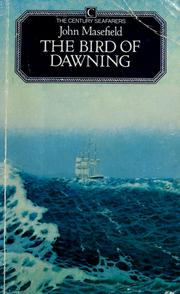 The bird of dawning by John Masefield